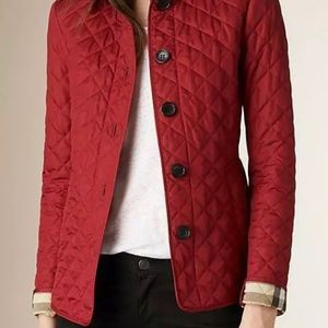 ❤️Burberry Ashurst Quilted Jacket ❤️